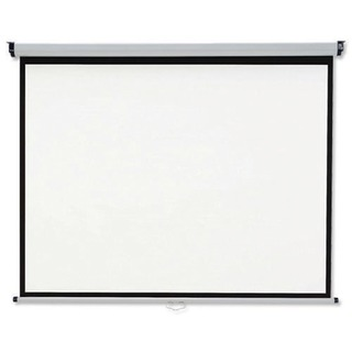 Light Grey 118 inch Wall Mounted Projection Screen 1902394