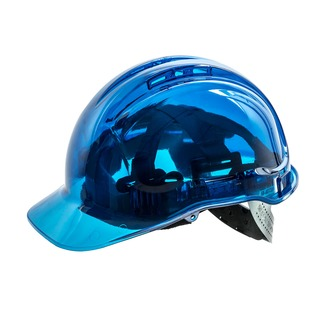 Peak View Plus Hard Hat Blue