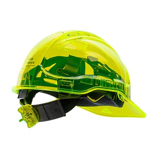 Peak View Plus Hard Hat Yellow