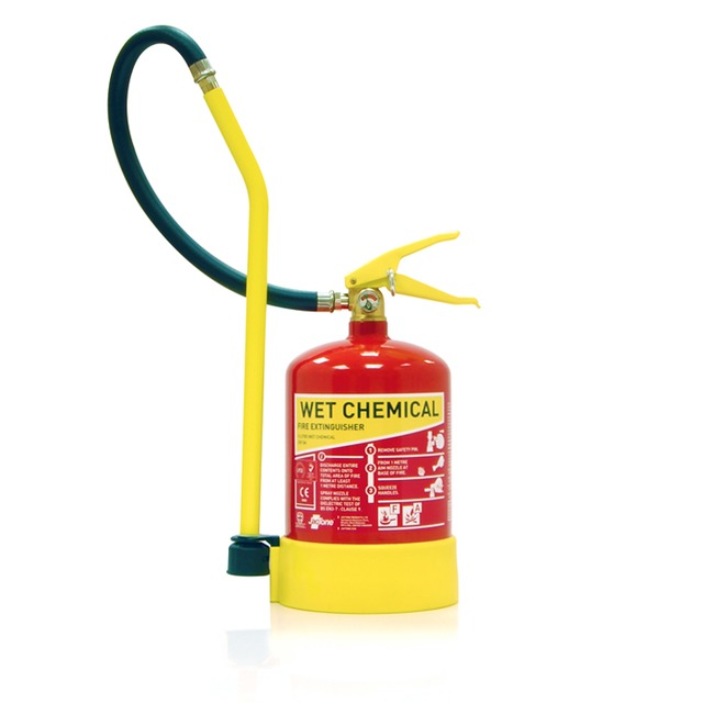 3 litre Wet Chemical extinguisher w/lance